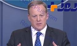 جلوگیری از ورود خبرنگاران به نشست خبری سخنگوی کاخ سفید!