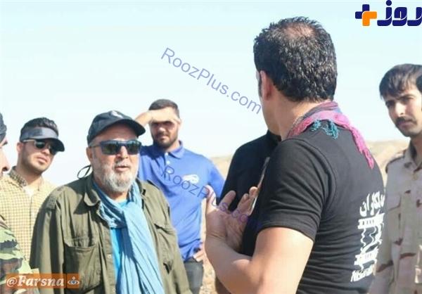 حضور داعش در پایتخت 5 + عکس