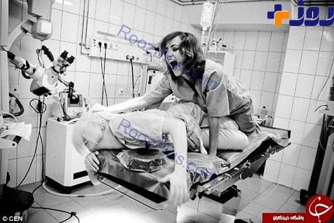سلفی های وحشتناک یک دکتر بی رحم در اتاق عمل + تصاویر