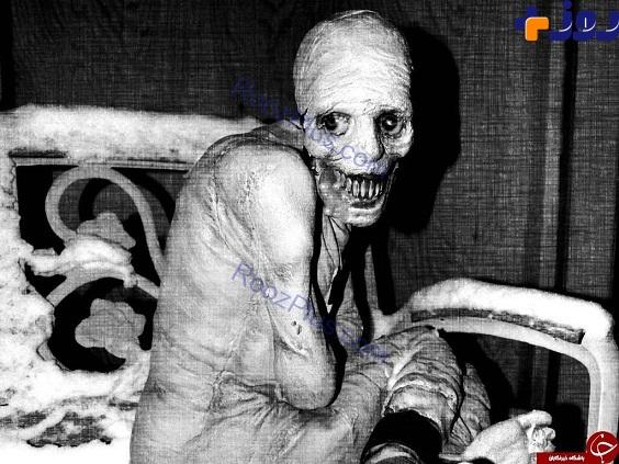 اگر یک ماه نخوابید به این وضع ترسناک دچار می شوید + عکس