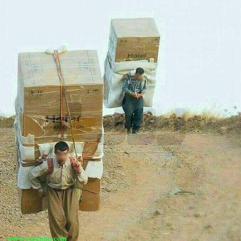 نحوه ورود بار قاچاق به کشور