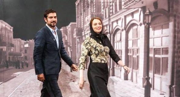 بازیگران ایرانی در کنار همسرانشان + تصاویر