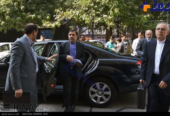 خودرو های لوکس آلمانی و ژاپنی سیاست مداران ایرانی + تصاویر