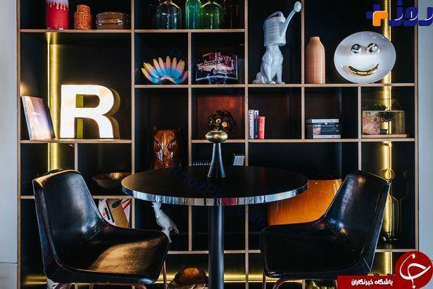 هتل کریستین رونالدو در مادیرا +عکس