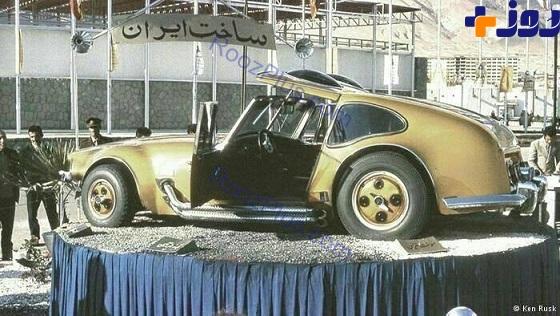 طراحی ماشینی توسط مهندسان ایرانی که تولید نشد +عکس