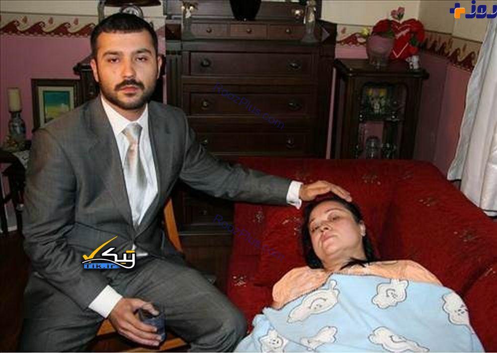 ماجرای نوه صدام و ملکه زیبایی بغداد! +تصاویر