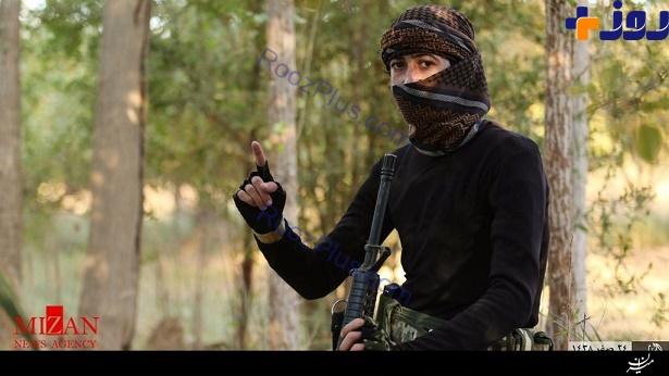 داعش تصویر عامل شهادت زائران در بغداد را منتشر کرد