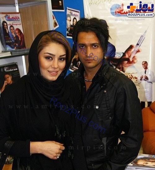 سحر قریشی در کنار همسر سابقش + بیوگرافی و تصاویر