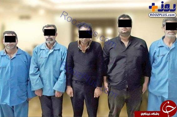 عکس/ دستگیری عاملان <a class='no-color' href='http://newsfa.ir/'> آدم ربایی </a> یک میلیارد تومانی!