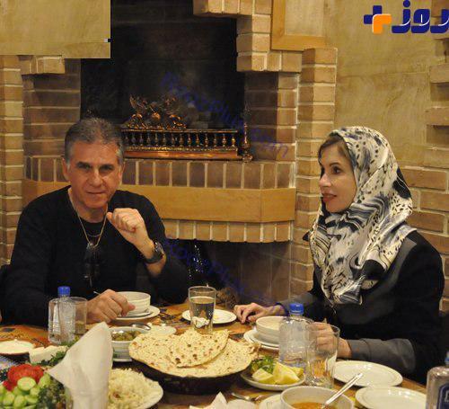 زندگی خصوصی کارلوس کی روش در تهران/ از محل زندگی تا ساعت 264 میلیون تومانی