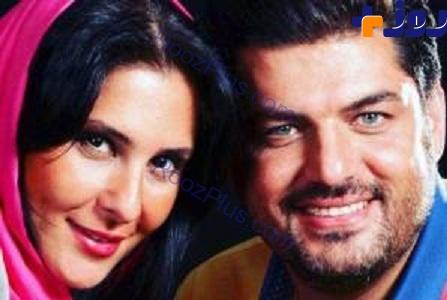 هدیه لاکچری سام درخشانی به همسرش+عکس