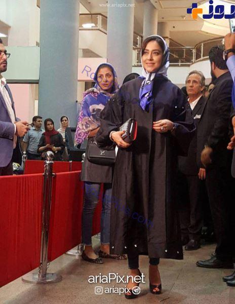 بازهم لباس و حجاب زنان بازیگر در جشن حافظ خبرساز شد