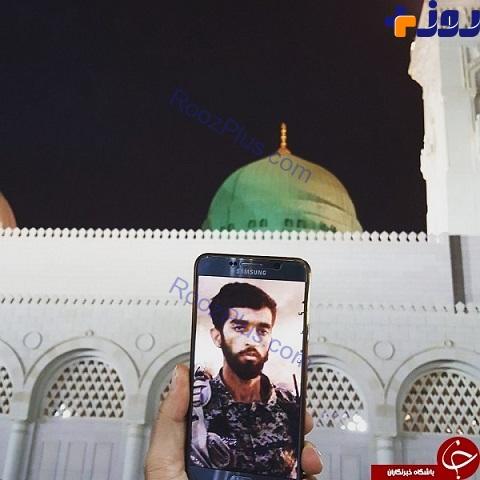 اقدام جالب یک هم وطن در عربستان سعودی +تصاویر