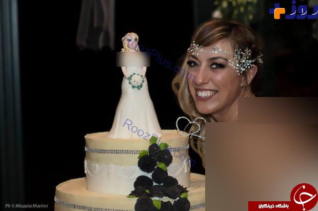نامتعارفترین ازدواجی که تاکنون دیدهاید + عکس