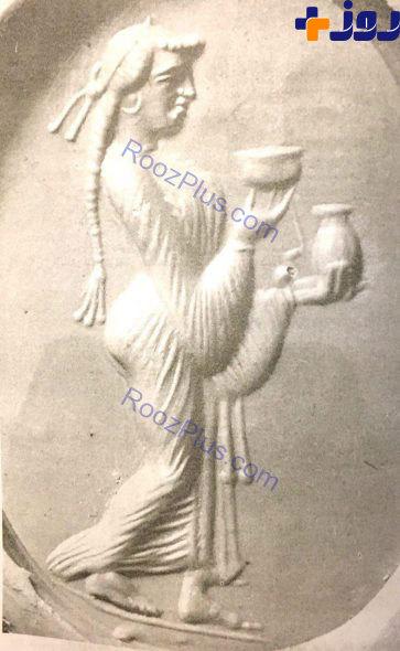 لباس زنان ايراني در دوران هخامنشي چگونه بوده است ؟+عكس