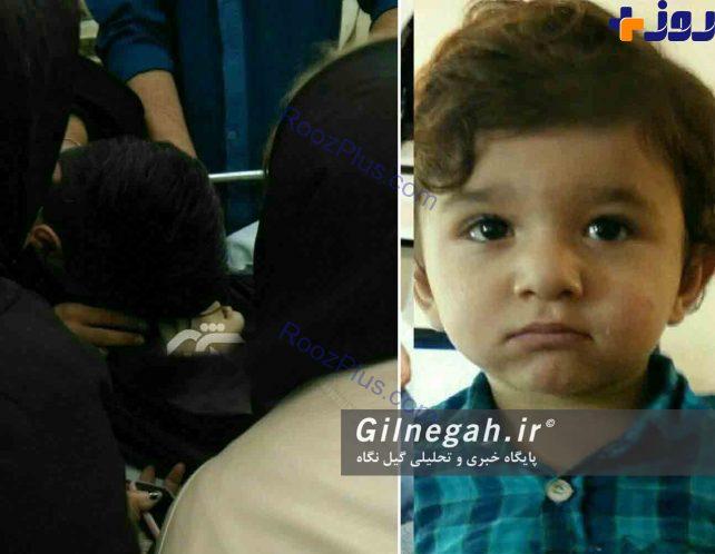 اقدام شيطاني و كثيف ناپدري با پسر ٣ ساله/كودك بر اثر خون ريزي درگذشت