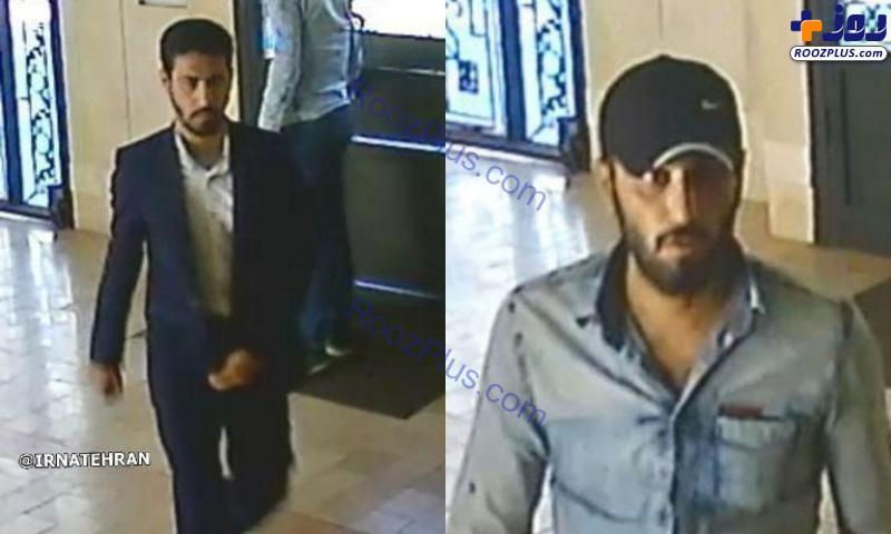 سرقت مسلحانه در تهران/ سارقان را شناسایی کنید+عکس