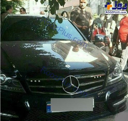 خودروی جدید علی دایی+عکس