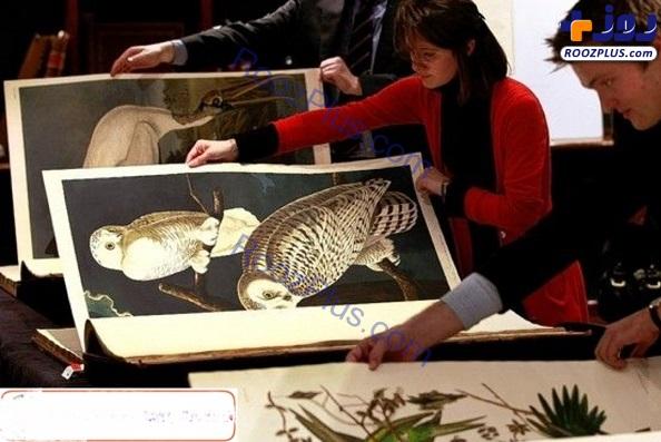 گرانقیمت ترین کتاب جهان به قیمت 45 میلیارد تومان+عکس