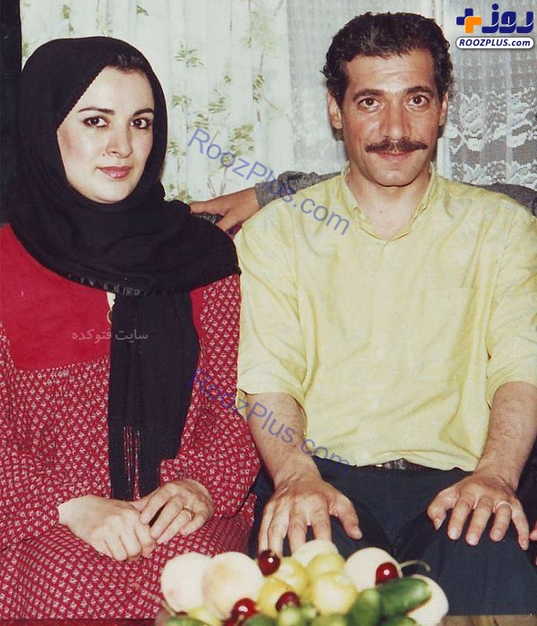 همسر اول و همسر دوم حسین محب اهری+عکس