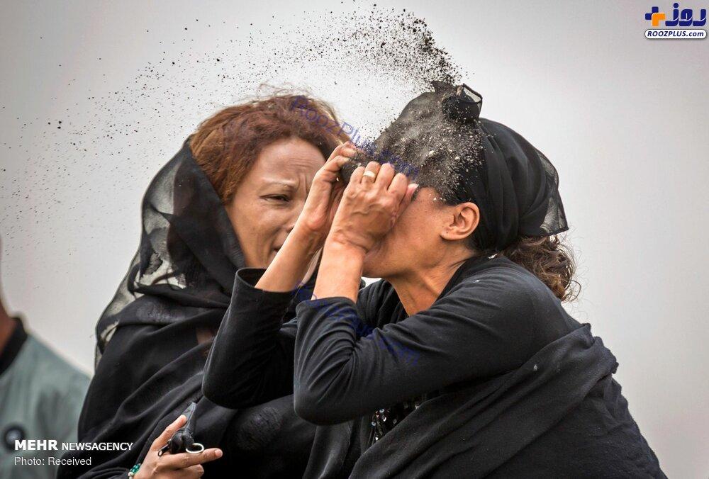 اتیوپی در شوک سقوط هواپیمای مسافربری +عکس