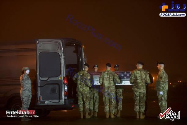 جنازه شهردار آمریکایی کشته شده در کابل به کشورش بازگردانده شد +تصاویر