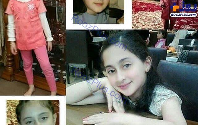 تصاویر جدید از باران شیخی دختر گم شده اراکی