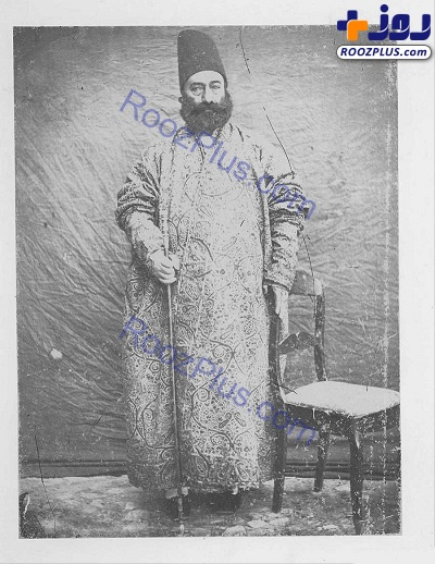 عکس کمتر دیده شده از قاتل امیرکبیر