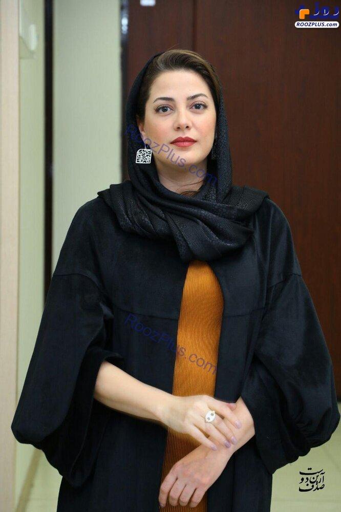 «طناز طباطبایی» در سینمای مردمی جشنواره فجر +عکس