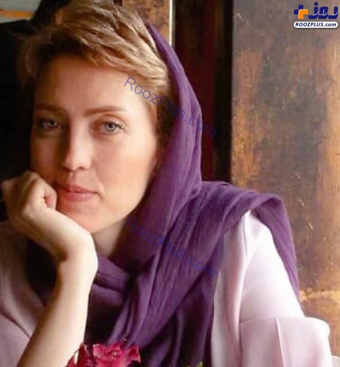 ماندانا سهرابی بازیگر تیغ و ترمه/عکس