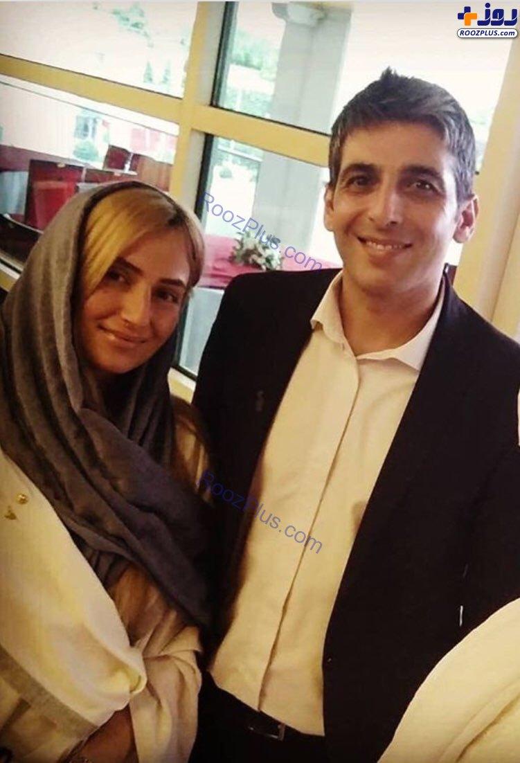 حمید گودرزی برای بار دوم ازدواج کرد +عكس