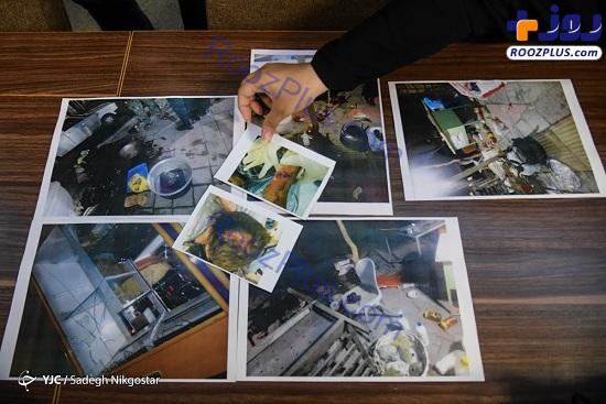 قمه کش فلاح دستگیر شد+عکس