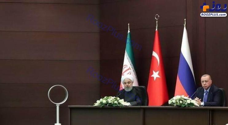 پنکه مخصوص حسن روحانی در ترکیه/تصاویر