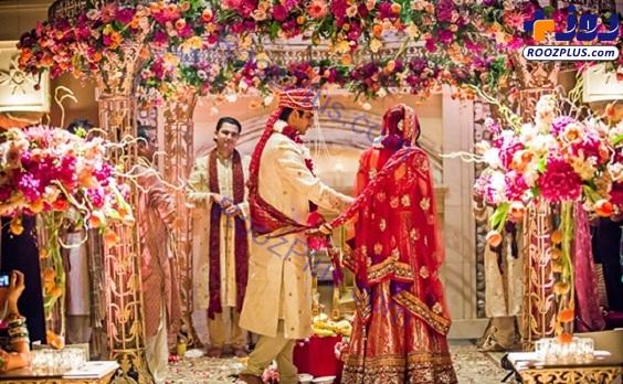 برگزاری جشن عروسی در اوج بحران کرونا! +تصاویر