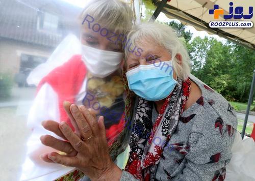 جولان کرونا و تصویری زیبا از مهربانی +عکس