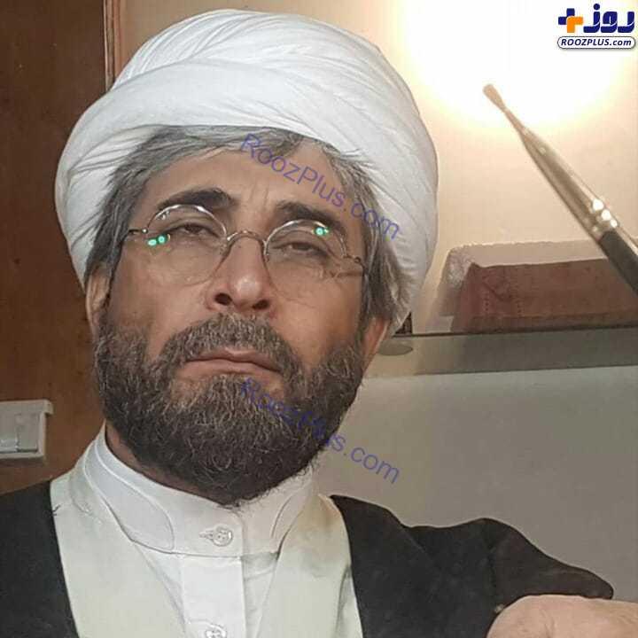 روحانی شدن بازیگر طنز تلویزیون حاشیه ساز شد+عکس