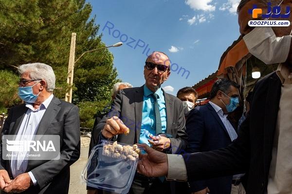 سفیر اتریش در چهارمحال و بختیاری +عکس
