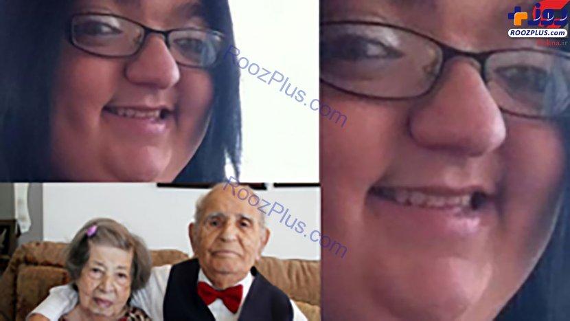 زنی به خاطر چهره زشتش از پدر و مادرش شکایت کرد +عکس