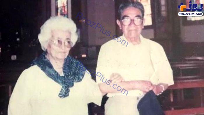 مسنترین زن و شوهر در جهان گینسی شدند +عکس