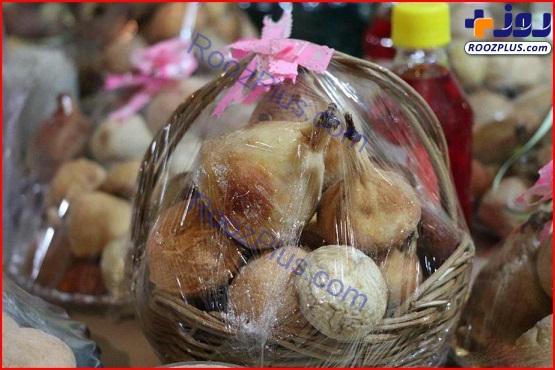 عکس/ گرانترین شیرینی ایران